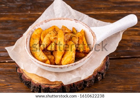 Potatoes in a rural.Potatoes in a rural #1610622238