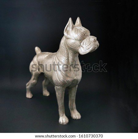 Cane Corso Molosser Dog Guard Dog Figurine #1610730370