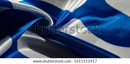 Texture, background, pattern, postcard, silk fabric, blue-white ovals, your projects will not go unnoticed with this fabric, buying this fabric you will be the best #1611151417