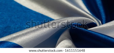 Texture, background, pattern, postcard, silk fabric, blue-white ovals, your projects will not go unnoticed with this fabric, buying this fabric you will be the best #1611151648
