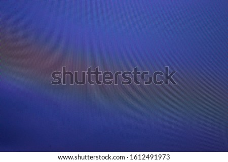 abstract background, the interaction of digital matrices, dark blue tone with a rainbow gradient, interference lines #1612491973