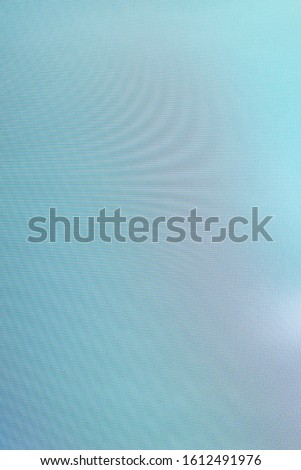 abstract background, the interaction of digital matrices, a turquoise tone with a rainbow gradient, interference lines #1612491976