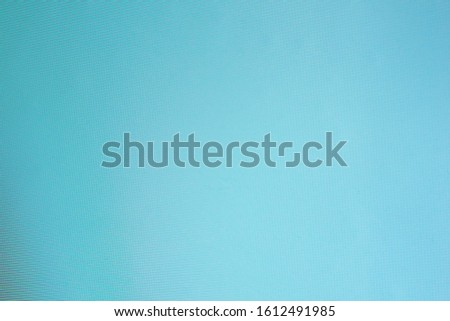abstract background, the interaction of digital matrices, a turquoise tone with a rainbow gradient, interference lines #1612491985