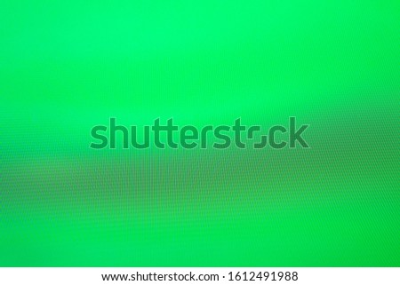 abstract background, the interaction of digital matrices, acid green tone with a gradient, interference lines #1612491988