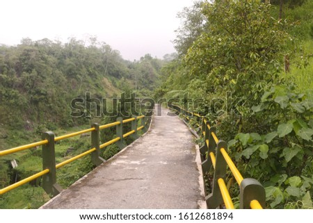 Kali Kuning river is a river or river located 10 kilometers east of the city of Yogyakarta. #1612681894