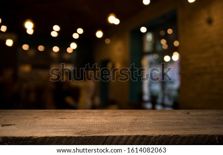 Oktoberfest beer barrel and beer glasses with wheat and hops on wooden table #1614082063