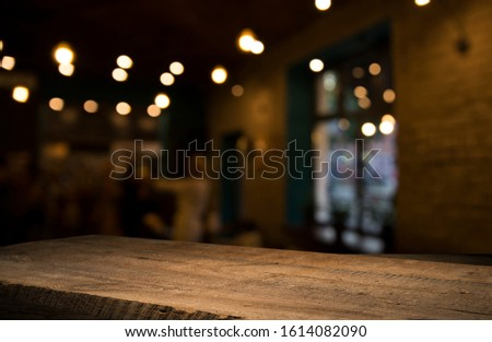 Oktoberfest beer barrel and beer glasses with wheat and hops on wooden table #1614082090