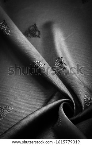 texture, background, pattern, pattern, chocolate, silk fabric, Gray black fine pattern, pattern, representing a combination of lines, colors, shadows. #1615779019