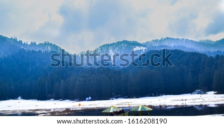 Khajjiar Lake - Mini switzerland in India. Encircled by lush green forests, Khajjiar Lake is a natural splendour, located at an elevation of 1920 mtrs. Among the best places to visit in Himachal #1616208190