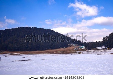 Khajjiar Lake - Mini switzerland in India. Encircled by lush green forests, Khajjiar Lake is a natural splendour, located at an elevation of 1920 mtrs. Among the best places to visit in Himachal #1616208205