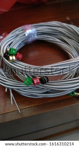 Bass guitar strings 4 string,d addrio brand,made in cina,, Size 0.45, #1616310214
