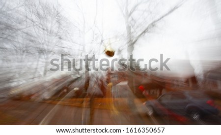Abstract Impressionist Motion Blur Photography #1616350657