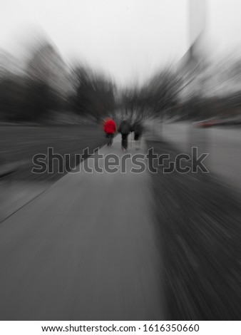 Abstract Impressionist Motion Blur Photography #1616350660