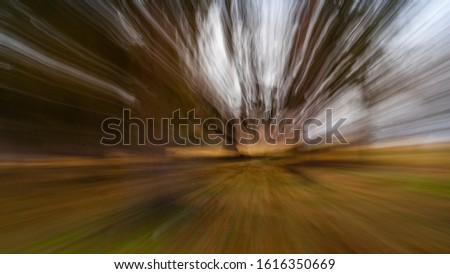 Abstract Impressionist Motion Blur Photography #1616350669