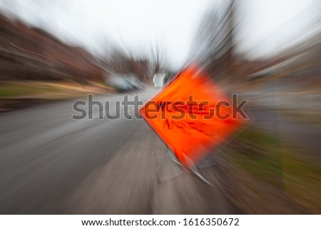 Abstract Impressionist Motion Blur Photography #1616350672