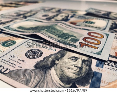 Cold Hard Cash - Wealth and Millionaire Concept #1616797789
