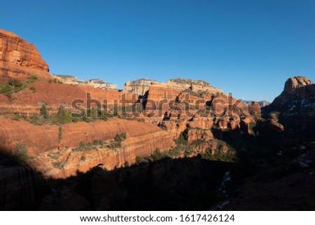 Desert Scenics in Sedona Arizona #1617426124