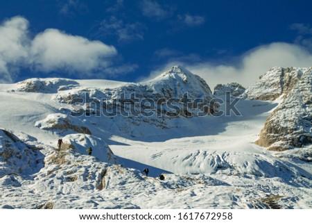 mountain landscape in the italian alps #1617672958