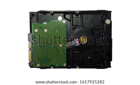 A hard disk or hard disk is a computer device that contains data. Not fade away Looks like a metal plate coated with a magnetic substance that spins quickly when working. Installation to the computer #1617925282