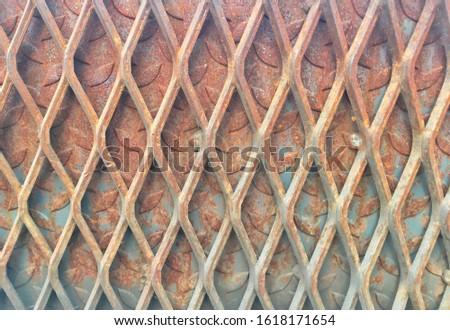 Steel grate, steel Sheet, steel support, steel plate #1618171654