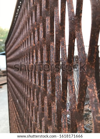 Steel grate, steel Sheet, steel support, steel plate #1618171666