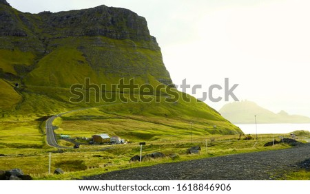 the magical faroe island the sheep island #1618846906