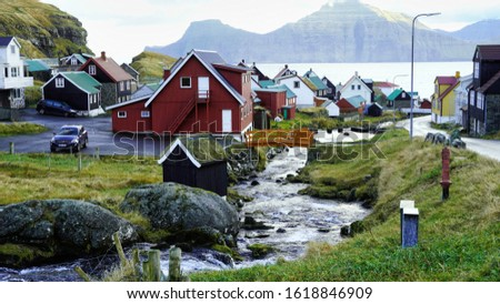 the magical faroe island the sheep island #1618846909