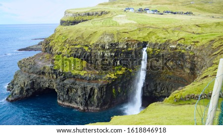 the magical faroe island the sheep island #1618846918