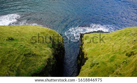 the magical faroe island the sheep island #1618846975
