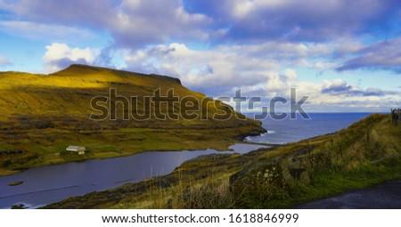 the magical faroe island the sheep island #1618846999
