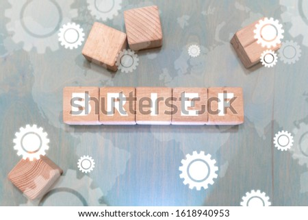 Brief Business Office Meeting Analysis Concept. Royalty-Free Stock Photo #1618940953