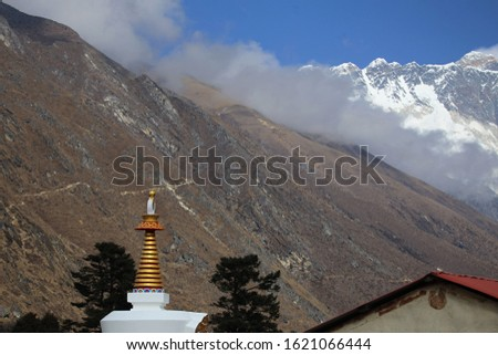 architecture and religion in Nepal #1621066444