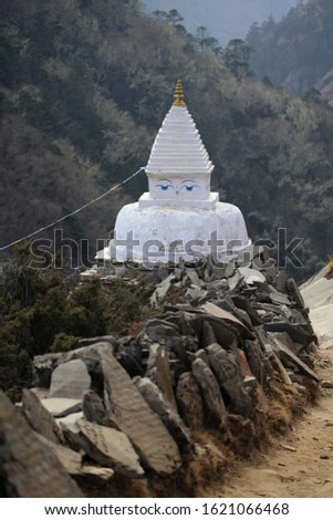 architecture and religion in Nepal #1621066468