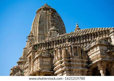 The Chittor Fort or Chittorgarh is one of the largest forts in India #1621219780