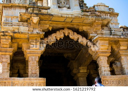 The Chittor Fort or Chittorgarh is one of the largest forts in India #1621219792