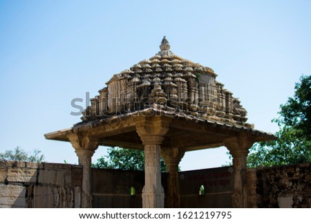 The Chittor Fort or Chittorgarh is one of the largest forts in India #1621219795