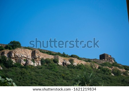 The Chittor Fort or Chittorgarh is one of the largest forts in India #1621219834