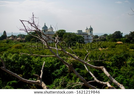 The Chittor Fort or Chittorgarh is one of the largest forts in India #1621219846