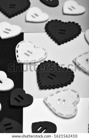 Love symbol valentines day. Valentines day holiday celebration. Texture with hearts close up. Traditional attributes of valentines day. Be my valentine. Lovely background. Decoration heart background. #1621562410