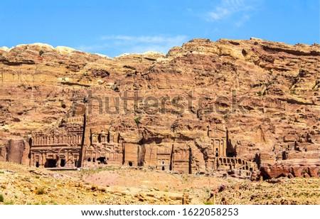 Ancient city of Petra in Jordan #1622058253