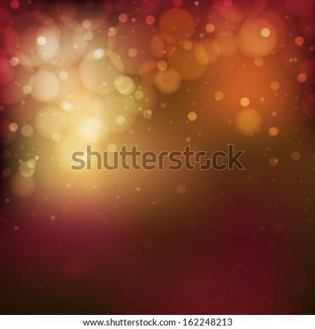 Lights on dark background. Shimmering multi-colored lights on a dark background. #162248213