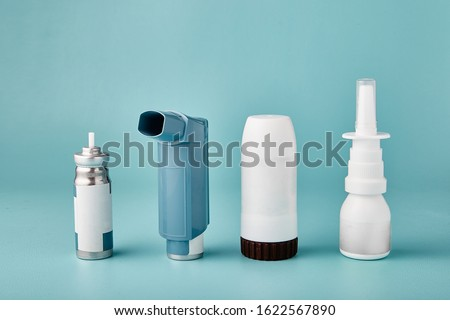 MDI Inhaler Aerosol, Nebulizer. Turbuhaler and Spray. Bronchodilator, corticosteroid or combination medicines for treating people with asthma, copd, allergy and other respiratory diseases.