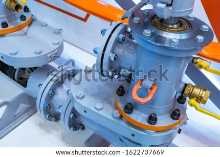 Pipeline. Sale of pipeline parts. Pipeline technology. Gas pressure regulator. Safety shut-off valve. Equipment for the oil and gas industry. Spare parts and consumables for gas production systems. #1622737669
