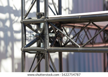 connection of metal structures in the industry #1622754787