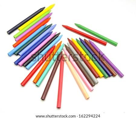 Colored pencils #162294224