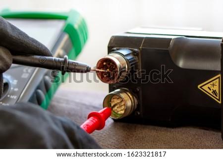 Electric motors (AC servo motor, DC brush-less motor, and stepping motor) #1623321817
