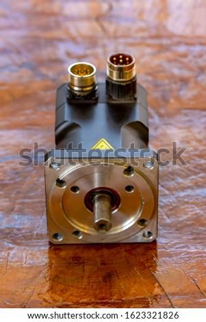 Electric motors (AC servo motor, DC brush-less motor, and stepping motor) #1623321826