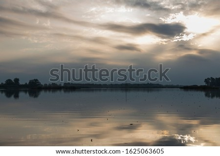 nature sceneries inside the Mincio Regional Park, Mantua #1625063605