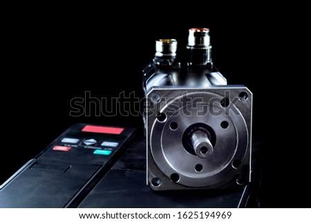 Electric motors (AC servo motor, DC brush-less motor, and stepping motor) #1625194969