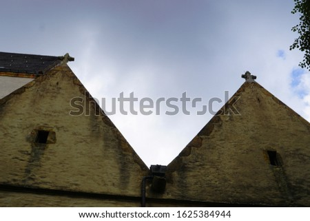 a church in Halle Westfalia Germany #1625384944